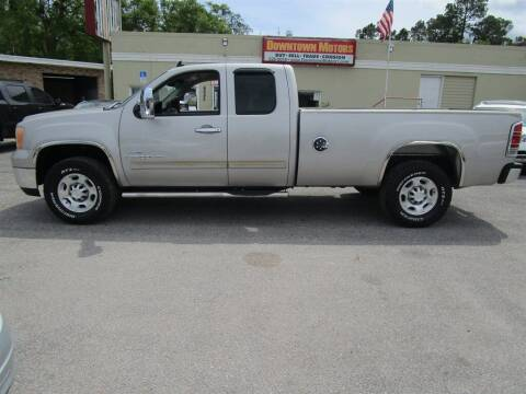 2007 GMC Sierra 2500HD for sale at DERIK HARE in Milton FL
