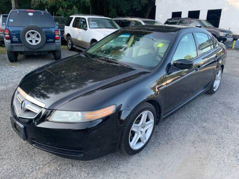 2005 Acura TL for sale at ATLANTA AUTO WAY in Duluth GA