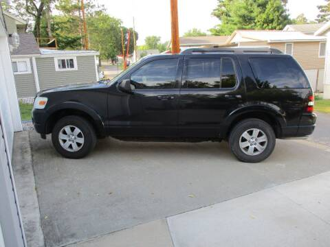 2009 Ford Explorer for sale at G & W Car Sales in Richland Center WI