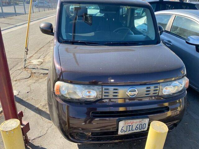 2009 Nissan cube for sale at Affordable Auto Inc. in Pico Rivera CA
