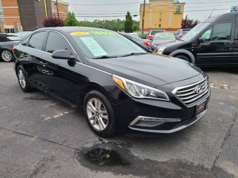 2015 Hyundai Sonata for sale at Costas Auto Gallery in Rahway NJ