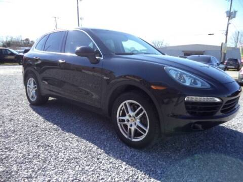 2013 Porsche Cayenne for sale at PICAYUNE AUTO SALES in Picayune MS