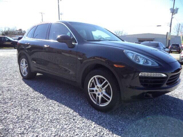 2013 Porsche Cayenne for sale at PICAYUNE AUTO SALES in Picayune MS