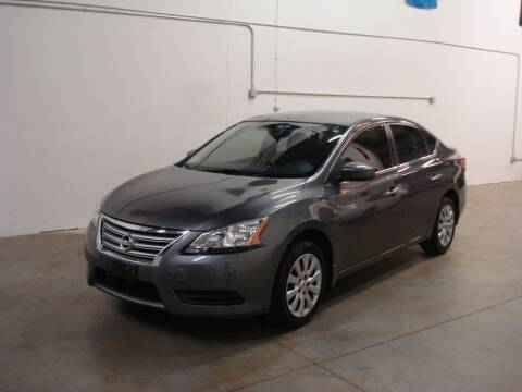 2015 Nissan Sentra for sale at DRIVE INVESTMENT GROUP in Frederick MD