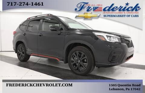 2019 Subaru Forester for sale at Lancaster Pre-Owned in Lancaster PA