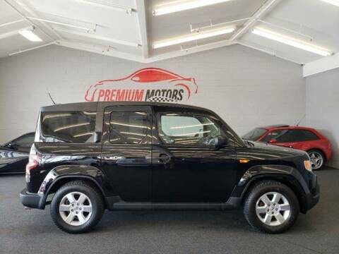 2010 Honda Element for sale at Premium Motors in Villa Park IL