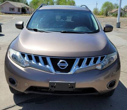 2009 Nissan Murano for sale at G.K.A.C. Car Lot in Twin Falls ID