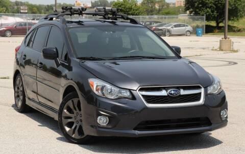 2014 Subaru Impreza for sale at Big O Auto LLC in Omaha NE
