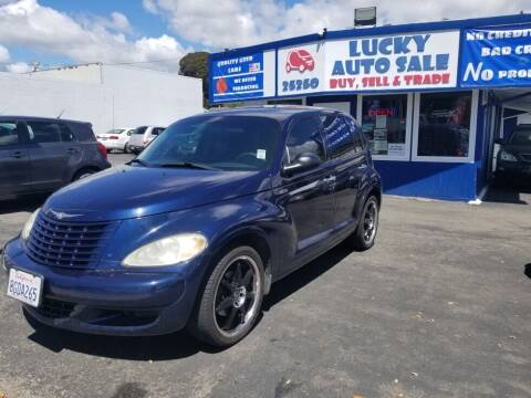 2005 Chrysler PT Cruiser for sale at Lucky Auto Sale in Hayward CA