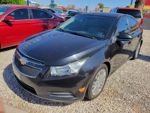 2016 Chevrolet Cruze Limited for sale at A AND A AUTO SALES in Gadsden AZ