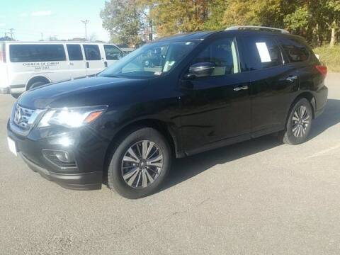 2018 Nissan Pathfinder for sale at Strosnider Chevrolet in Hopewell VA