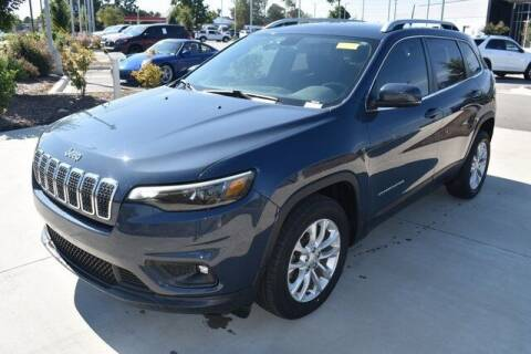 2019 Jeep Cherokee for sale at PHIL SMITH AUTOMOTIVE GROUP - MERCEDES BENZ OF FAYETTEVILLE in Fayetteville NC