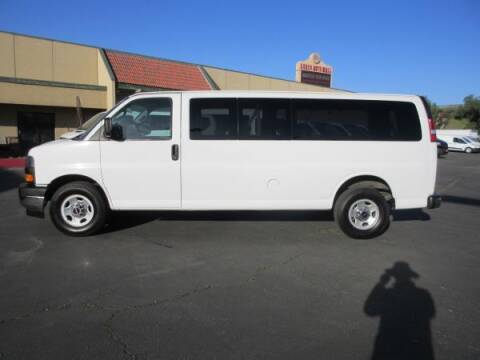2017 GMC Savana Passenger for sale at Norco Truck Center in Norco CA