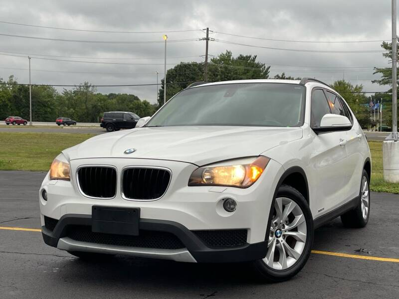 2014 BMW X1 for sale at MAGIC AUTO SALES in Little Ferry NJ