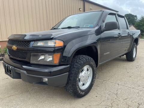 2005 Chevrolet Colorado for sale at Prime Auto Sales in Uniontown OH