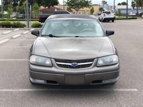 2003 Chevrolet Impala for sale at Carlando in Lakeland FL