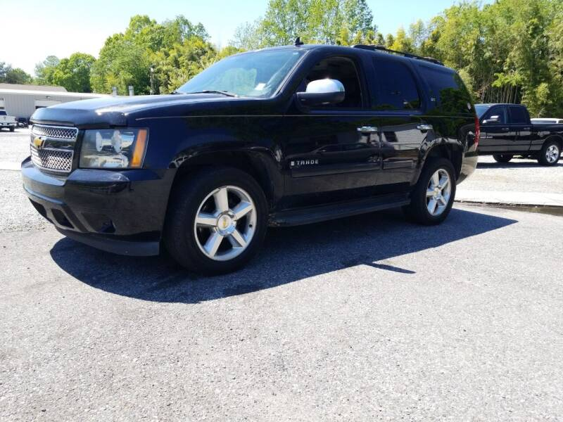 2008 Chevrolet Tahoe for sale at TR MOTORS in Gastonia NC