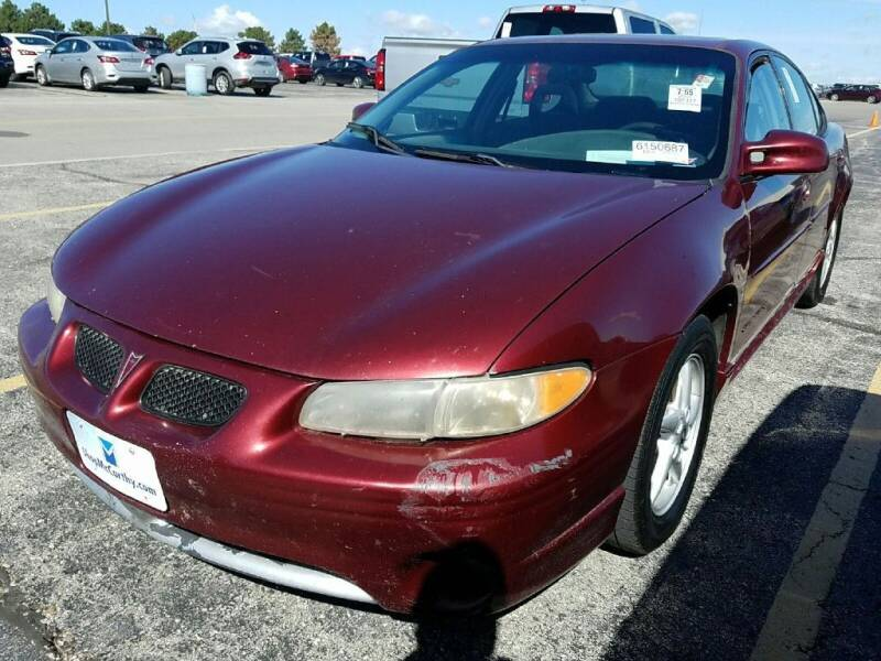 2001 Pontiac Grand Prix for sale at Cars Now KC in Kansas City MO