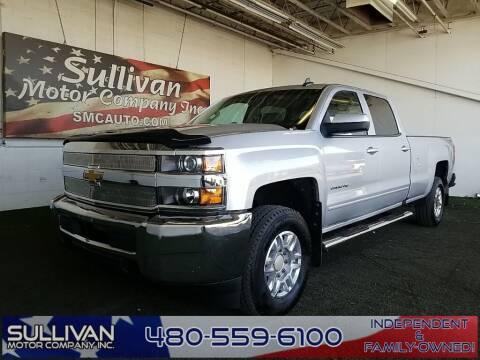 2018 Chevrolet Silverado 2500HD for sale at TrucksForWork.net in Mesa AZ