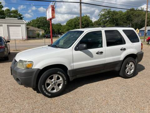 2006 Ford Escape for sale at Temple Auto Depot in Temple TX