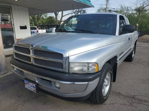2001 Dodge Ram Pickup 1500 for sale at New Wheels in Glendale Heights IL