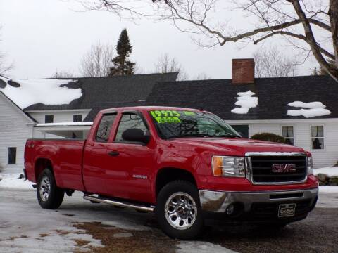 2011 GMC Sierra 1500 for sale at The Auto Barn in Berwick ME