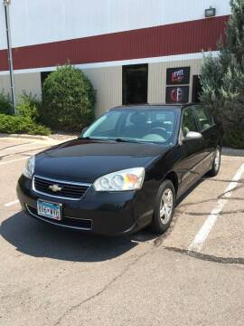 2007 Chevrolet Malibu for sale at Specialty Auto Wholesalers Inc in Eden Prairie MN