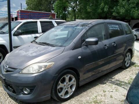 2008 Mazda MAZDA5 for sale at THOM'S MOTORS in Houston TX