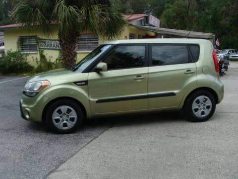 2013 Kia Soul for sale at VANS CARS AND TRUCKS in Brooksville FL