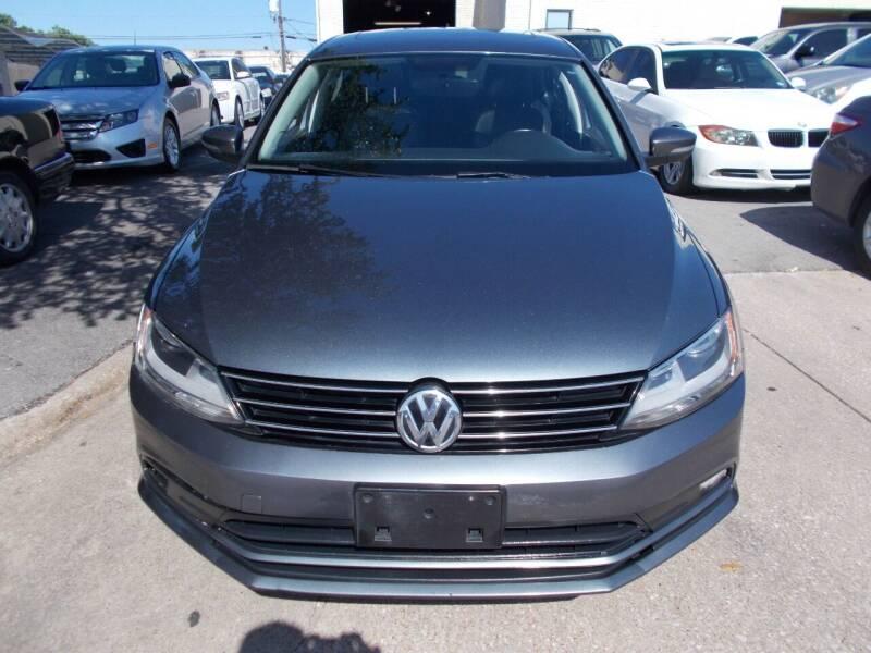 2015 Volkswagen Jetta for sale at ACH AutoHaus in Dallas TX