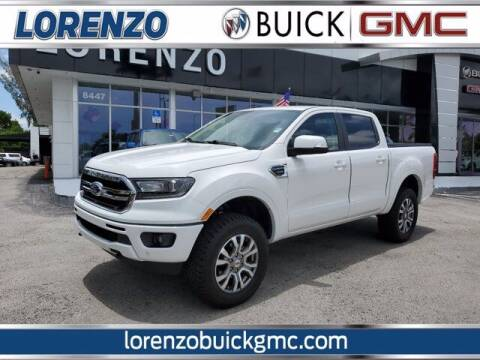 2019 Ford Ranger for sale at Lorenzo Buick GMC in Miami FL