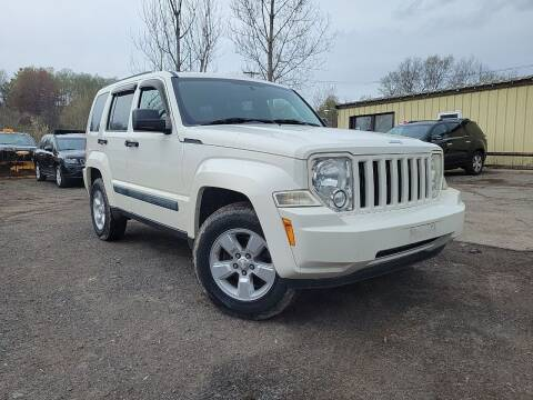 2010 Jeep Liberty for sale at GLOVECARS.COM LLC in Johnstown NY