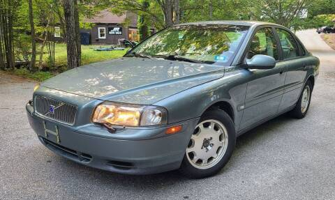 2002 Volvo S80 for sale at JR AUTO SALES in Candia NH