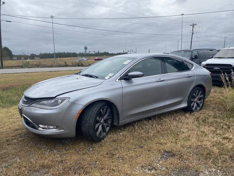 2015 Chrysler 200 for sale at Direct Auto in D'Iberville MS