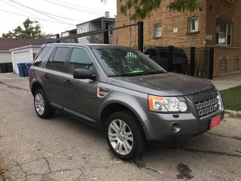 2008 Land Rover LR2 for sale at MACK'S MOTOR SALES in Chicago IL