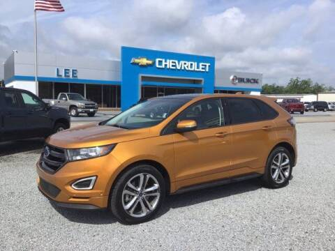 2015 Ford Edge for sale at LEE CHEVROLET PONTIAC BUICK in Washington NC