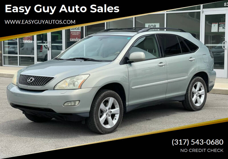 2004 Lexus RX 330 for sale at Easy Guy Auto Sales in Indianapolis IN
