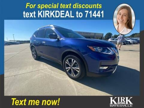 2019 Nissan Rogue for sale at Kirk Brothers Batesville in Batesville MS