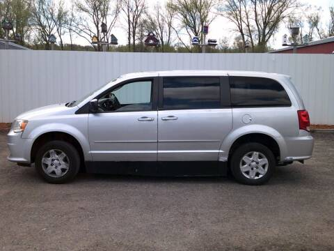2011 Dodge Grand Caravan for sale at Chaddock Auto Sales in Rochester MN