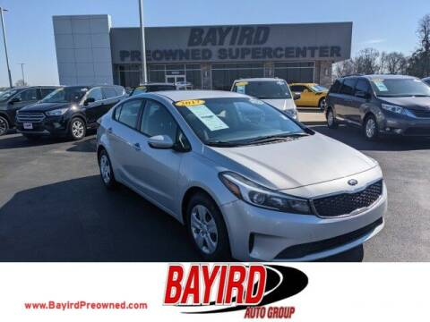 2017 Kia Forte for sale at Bayird Truck Center in Paragould AR