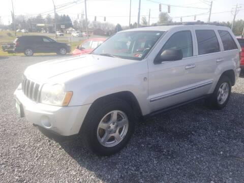 2005 Jeep Grand Cherokee for sale at Cascade Used Auto Sales in Martinsburg WV