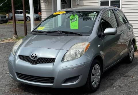 2009 Toyota Yaris for sale at Landmark Auto Sales Inc in Attleboro MA