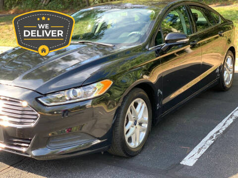 2015 Ford Fusion for sale at Dulles Cars in Sterling VA