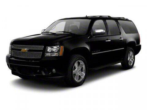 2010 Chevrolet Suburban for sale at DAVID McDAVID HONDA OF IRVING in Irving TX