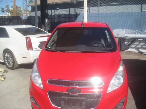 2014 Chevrolet Spark for sale at Town and Country Motors - 1702 East Van Buren Street in Phoenix AZ