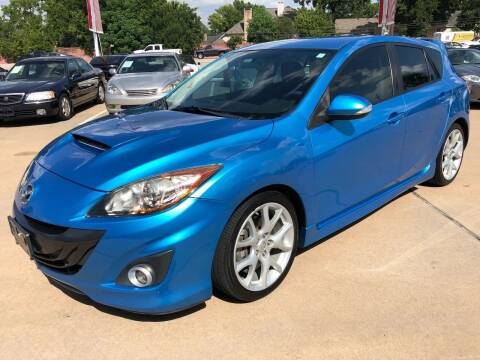 2010 Mazda MAZDASPEED3 for sale at Car Ex Auto Sales in Houston TX