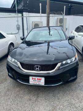 2013 Honda Accord for sale at E-Z Pay Used Cars in McAlester OK