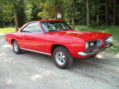 1967 Plymouth Barracuda for sale at Classic Car Deals in Cadillac MI