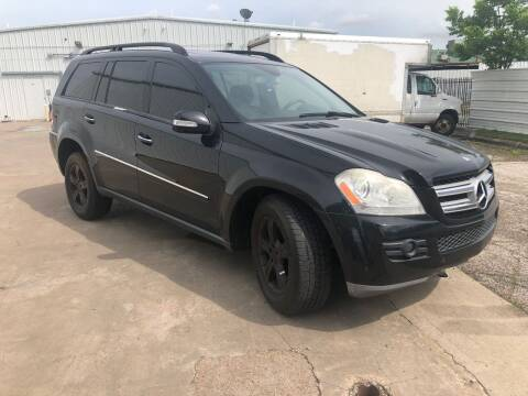 2007 Mercedes-Benz GL-Class for sale at DFW AUTO FINANCING LLC in Dallas TX