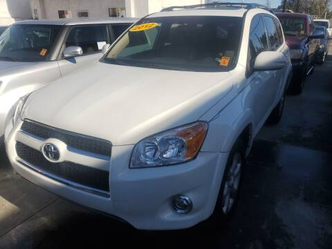 2012 Toyota RAV4 for sale at Express Auto Sales in Los Angeles CA